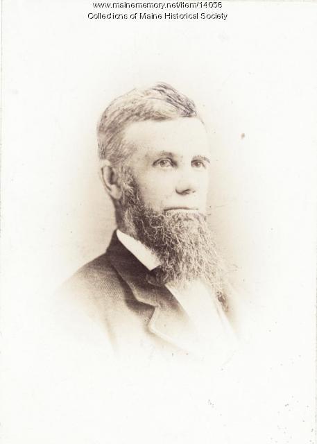 Henry Thurston Clark, ca. 1880