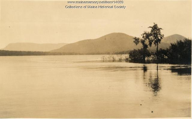 Lobster Lake, 1911