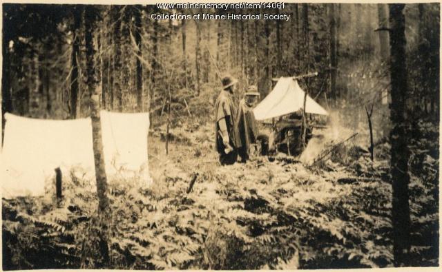 Camp Emergency, 1911