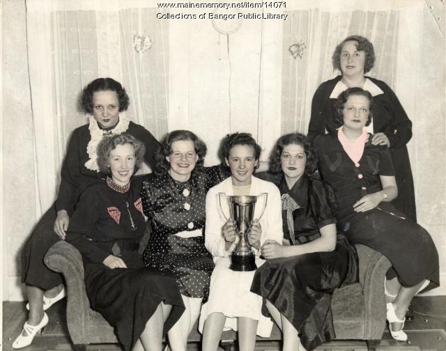Louise Surette, Miss Penobscot 1936
