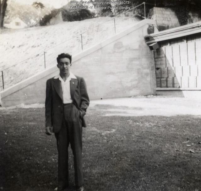 Phil Boudreau 1943