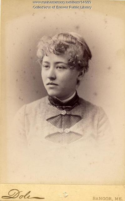 Mabel Kent Weymouth