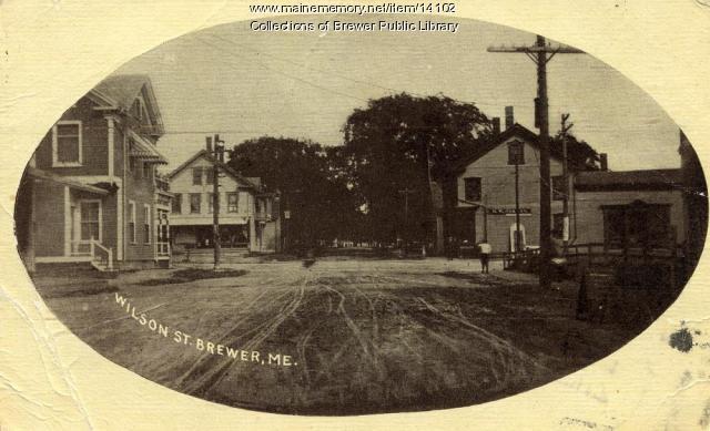 Wilson Street, Brewer