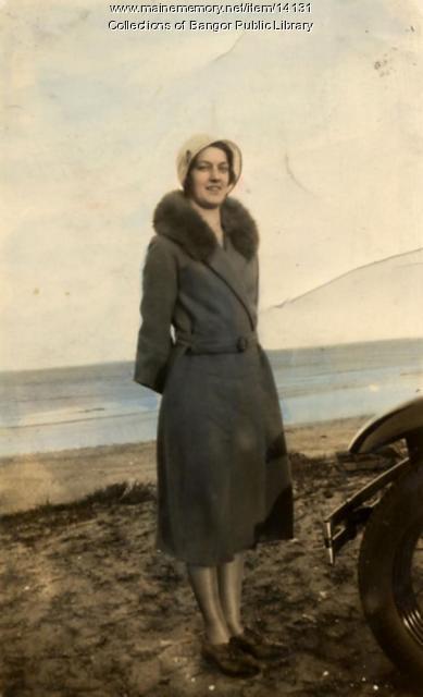 Pauline Johnson, Portland, 1934