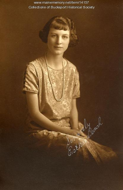 Esther Leach