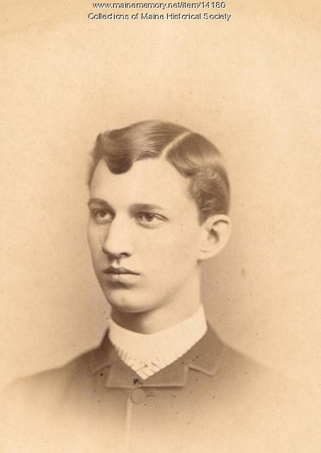 John H. Allen, Portland, 1885