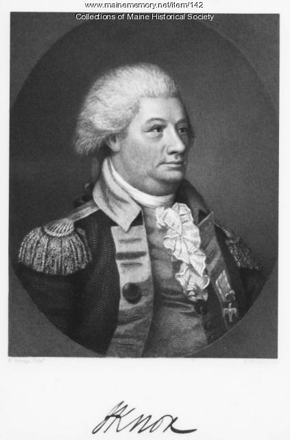 Major General Henry Knox, ca. 1860