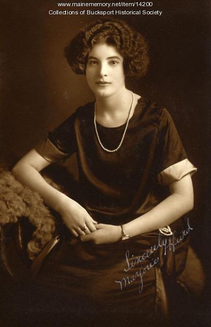 Marjorie Hurd
