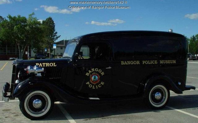 Paddy Wagon, Bangor
