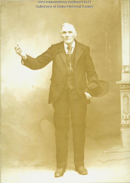 Bradford Winn, Bridgton, ca. 1900