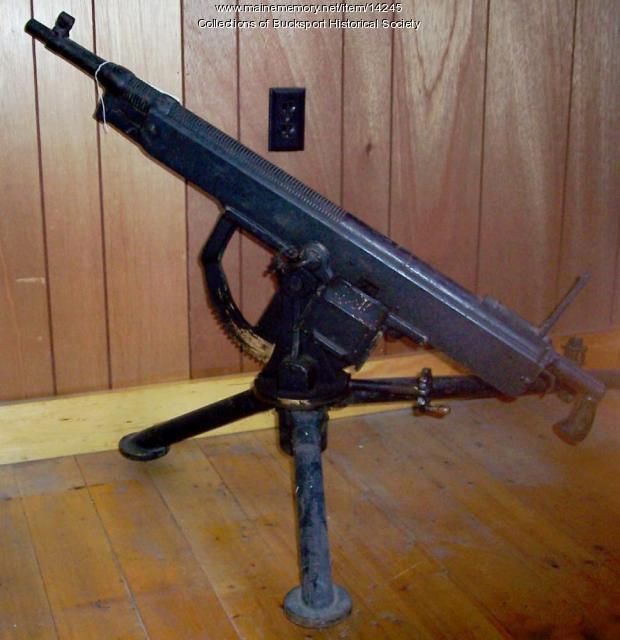 Artillery Machine Gun