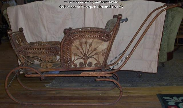 Carriage Sleigh
