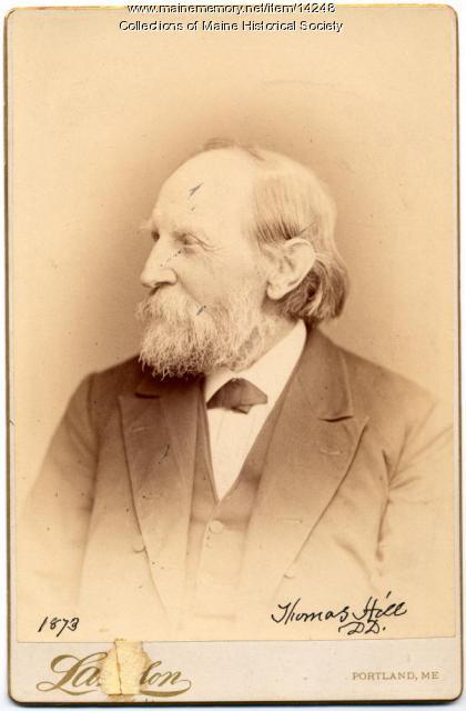 Thomas Hill, Portland, 1873