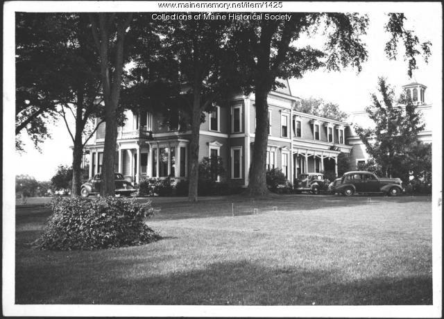 Margaret Chase Smith home, Skowhegan, 1940