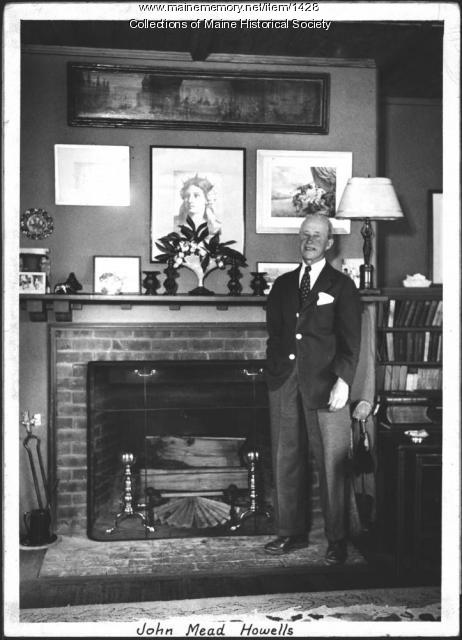 John Mead Howells, Kittery Point, 1940
