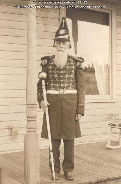 Andrew Berry, Smyrna, c. 1895