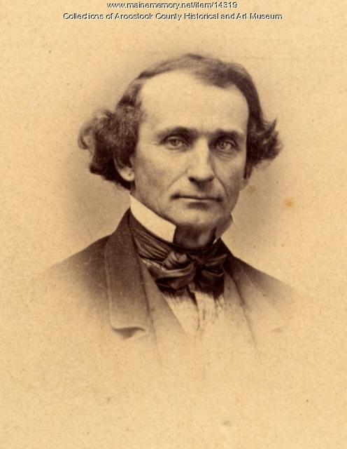 Ebeneezer C. Blake, Houlton, ca. 1870
