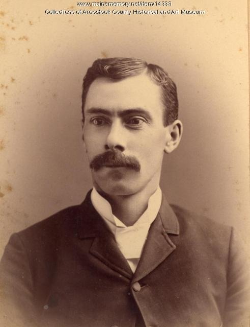 L. M. Felch, Houlton, c. 1895