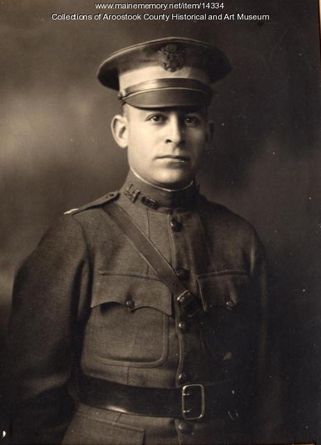 Lewis Freedman, Houlton, ca. 1917
