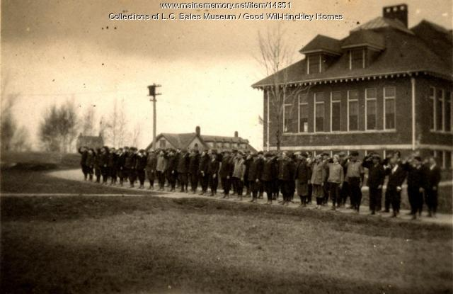 Tobey's Army, Good Will Home, 1917
