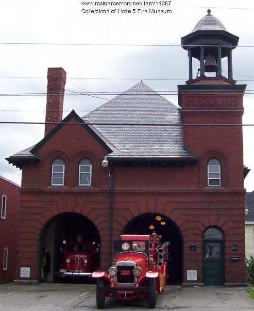 Hose 5 Fire Museum