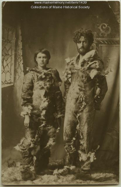 Walley and Olive P. Estes, 1915