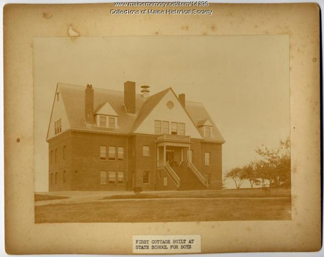 State School for Boys, South Portland, ca. 1880