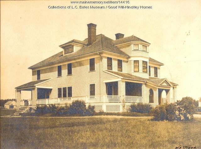 Elizabeth E. Wilcox Smith Cottage, Good Will-Hinckley Homes