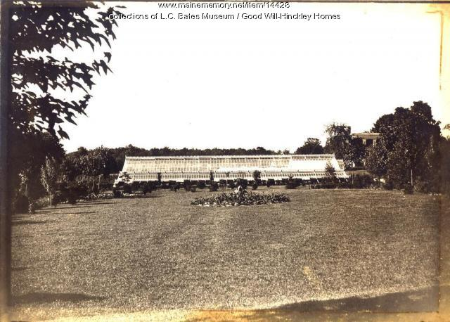 Good Will Greenhouse, Fairfield, ca. 1920