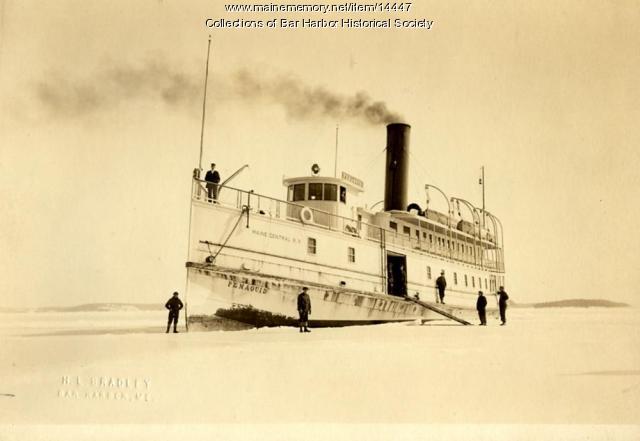 Pemaquid, near Bar Harbor, ca. 1880