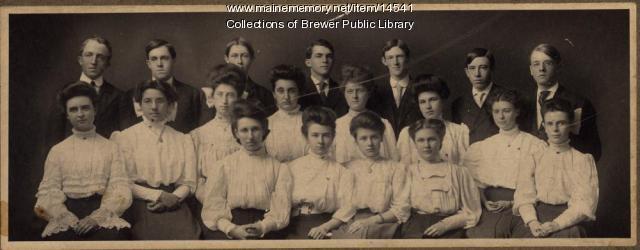Class of 1907, Brewer