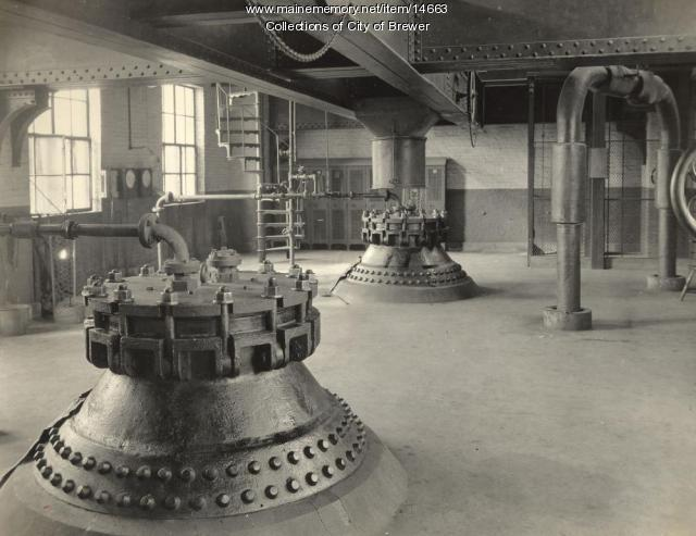 Digesters, Brewer, 1921