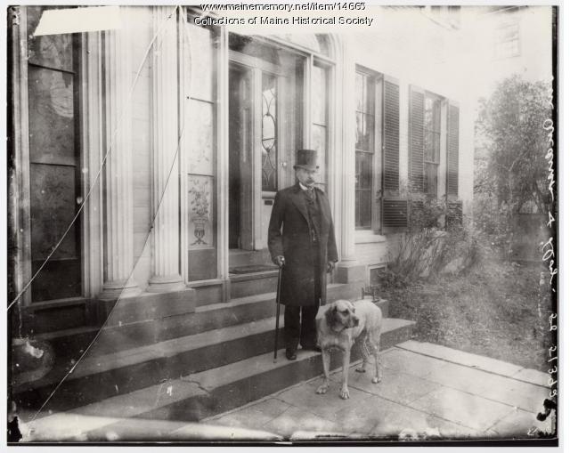 Samuel Jameson Anderson, Portland, ca. 1900
