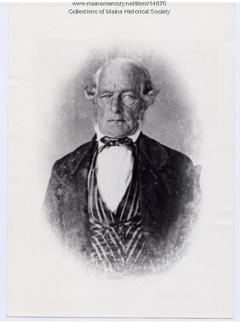 James Allen Jr., Canton, ca. 1860