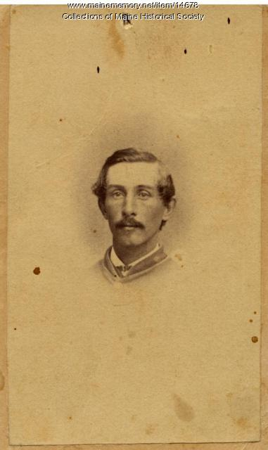 Jesse B. Allen, Portland, ca. 1865