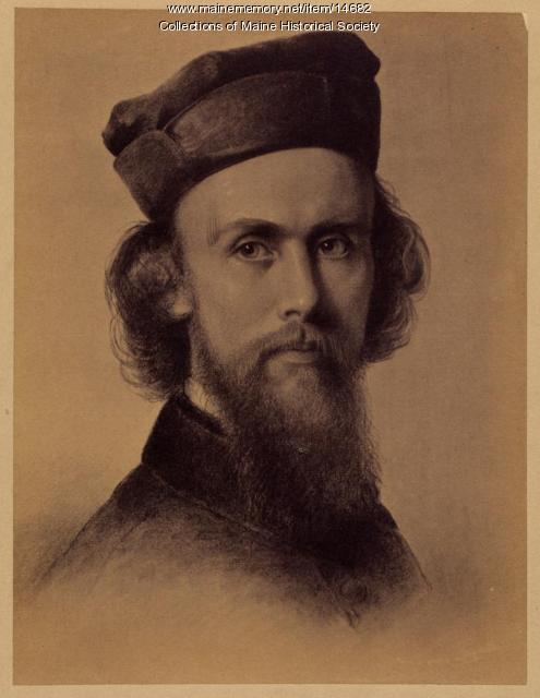 Benjamin Paul Akers, ca. 1860