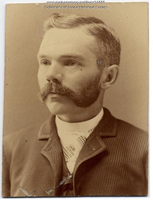 Charles T. Ames, Westbrook, ca. 1915