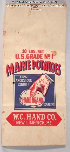 Hand Brand, New Limerick, c. 1950