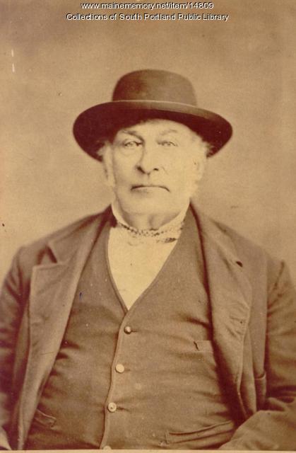 Tobias Thompson, Winterport, ca. 1870