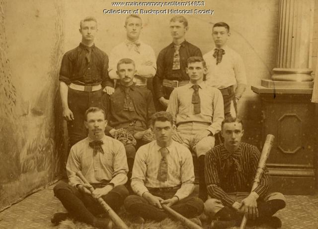 EMCS Baseball Team 1892