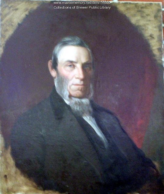 Joshua Chamberlain, ca. 1865