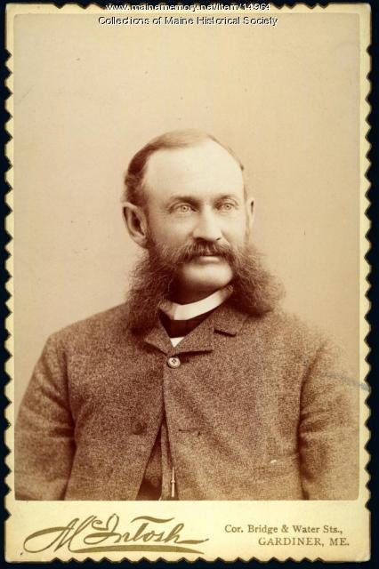 Watson Byron Baker, Gardiner, ca. 1900