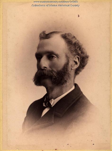 Wendell Proctor Baker, Georgetown, ca. 1900
