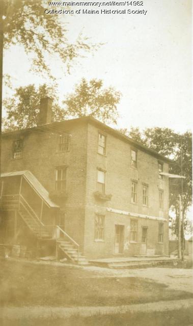 Grist Mill Store, Hampden, ca. 1900