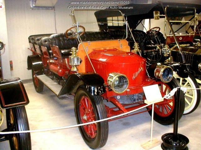 1914 Stanley Steamer Mountain Wagon
