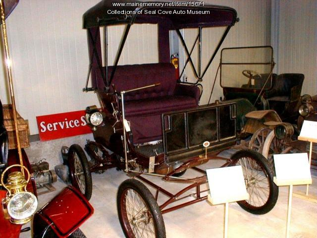 1900 Locomobile Steamer
