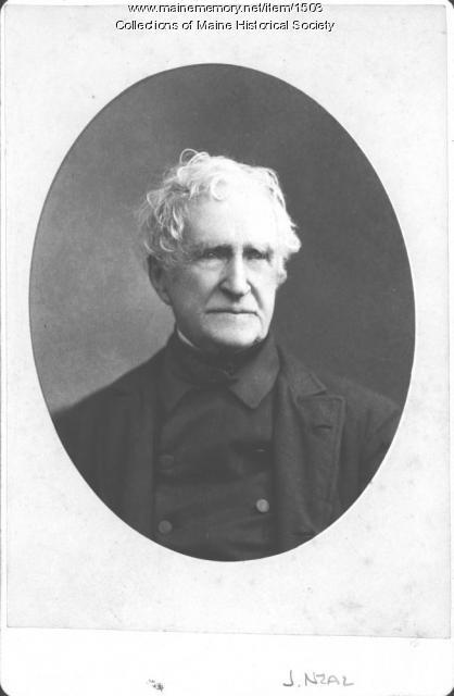 John Neal, Portland, ca. 1870