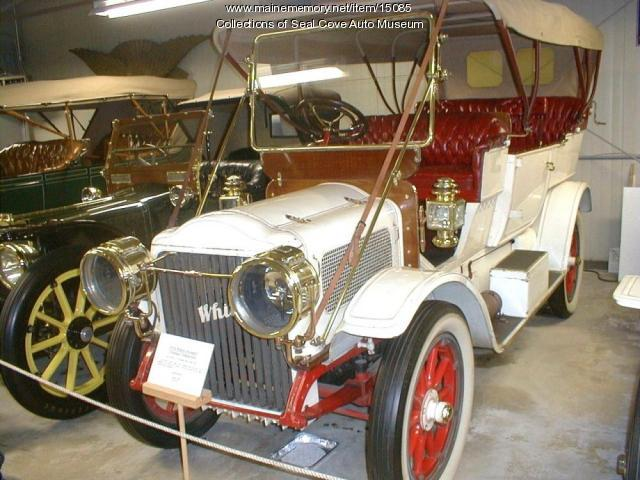 1909 White Steamer