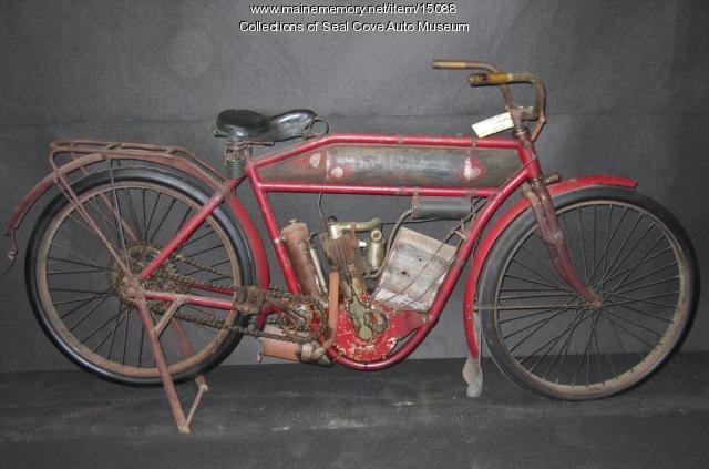 1910 Indian Motorcycle