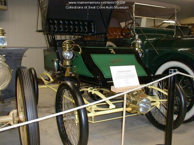 1903 Stanley Steamer
